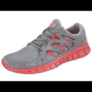 Nike Free Breathable Workout Running Shoes